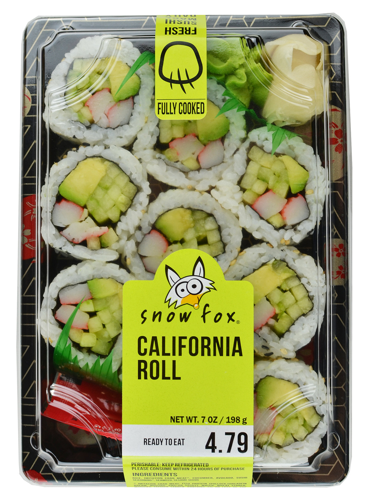 California Roll Salad recommend